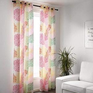 Ikea Murgrona Droplet SINGLE panel Curtain 57 x 98